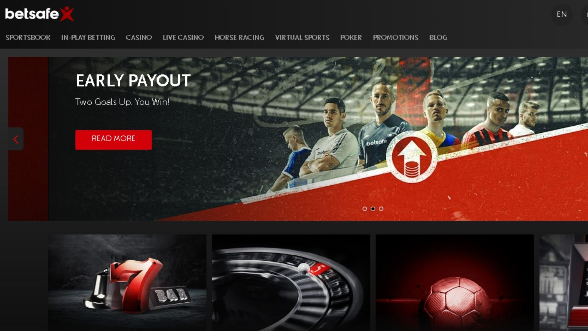 Yggdrasil Gaming betsafe casino