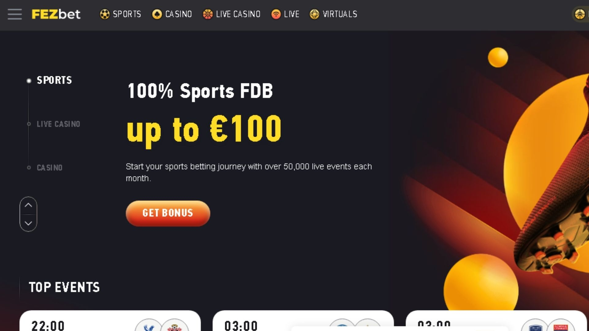 newest online casinos Fezbet